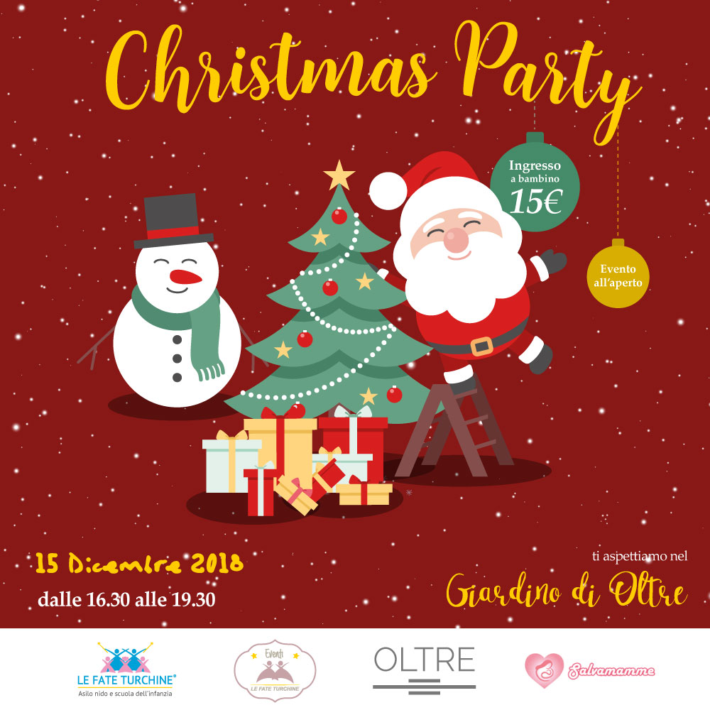 Le Fate Turchine presenta Christmas Party!