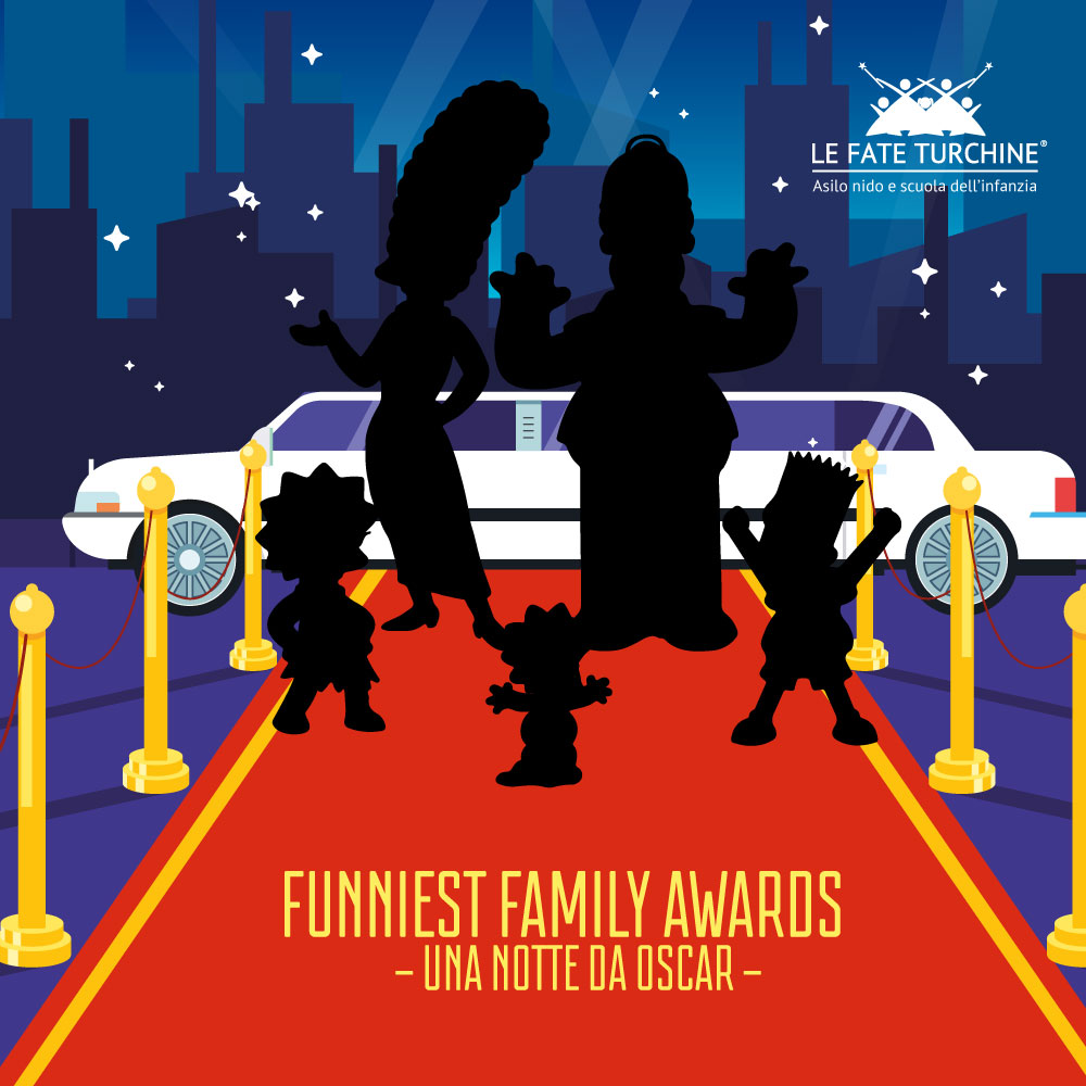 Le Fate Turchine presenta Funniest Family Awards
