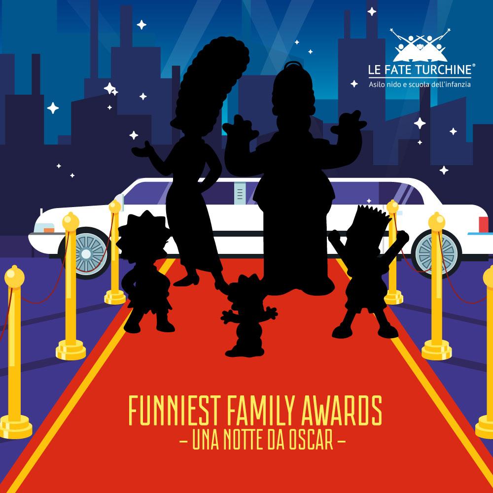 Le Fate Turchine presenta Funniest Family Awards
